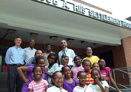 photo of Riis community
