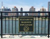 Elizabeth McQueen Esplanade
