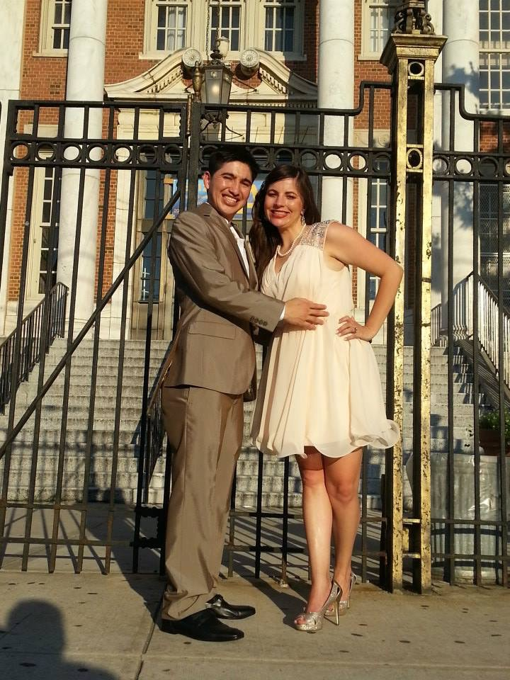 Roberto and Holly